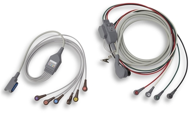 Best Price Zoll 8300 0802 01 Cable 12 Lead Ecg Aami